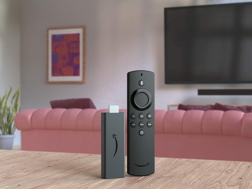 Простая ТВ приставка с пультом
