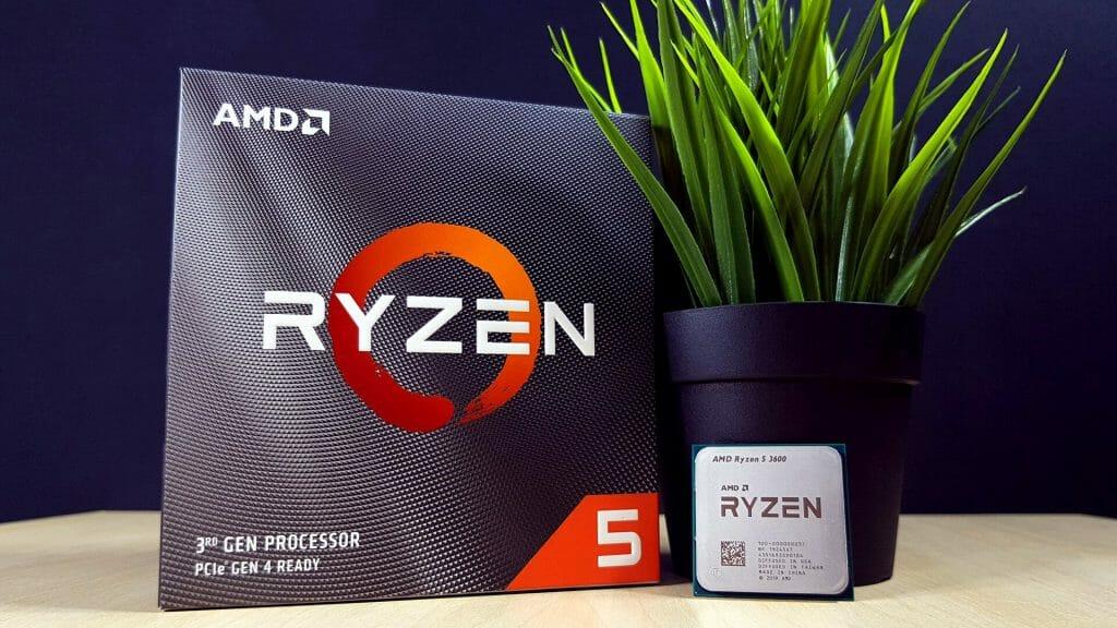 Процессор AMD Ryzen