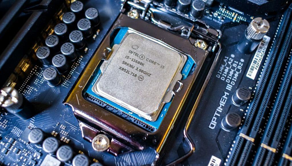 Процессор с разблокированным множителем