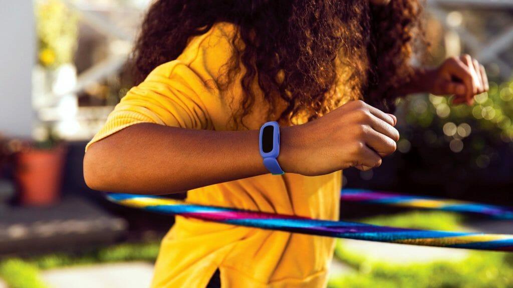 Смарт-часы с влагозащитой для ребенка