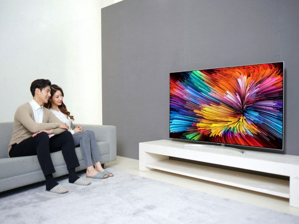 Смарт телевизор с поддержкой HDR10