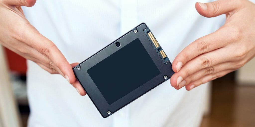 SSD диск формата 2.5