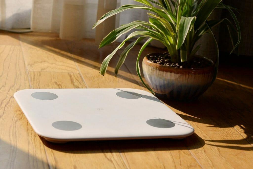 Умные напольные весы Xiaomi