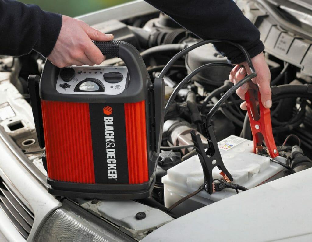 Старт бензинового мотора с помощью ПЗУ